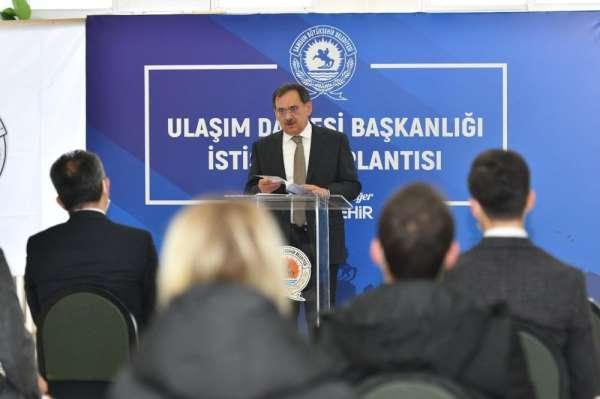 Başkan Demir: 'Herkes görevini layıkıyla yapmak zorunda'