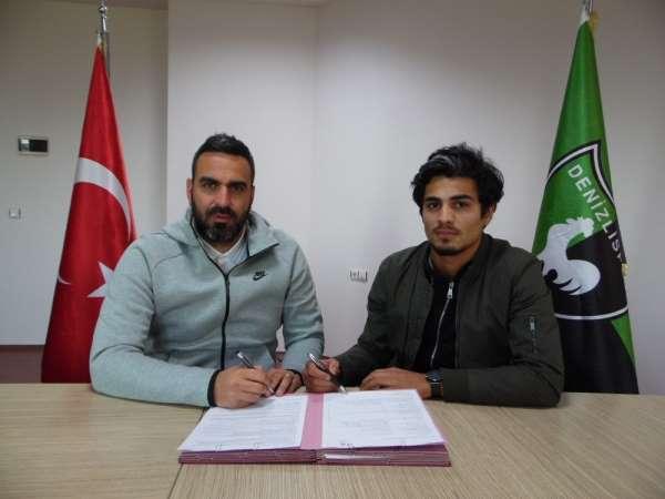Denizlispor Muhammet Özkal'la 4.5 yıllık sözleşme imzaladı