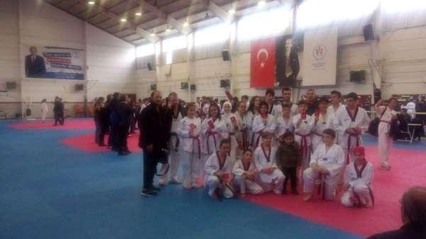Emetborspor'un Taekwondo başarısı