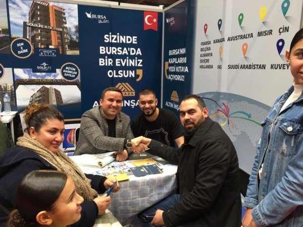 Paris'teki Türk Kültürünü Yaşatma Festivali'ne Bursa mührü