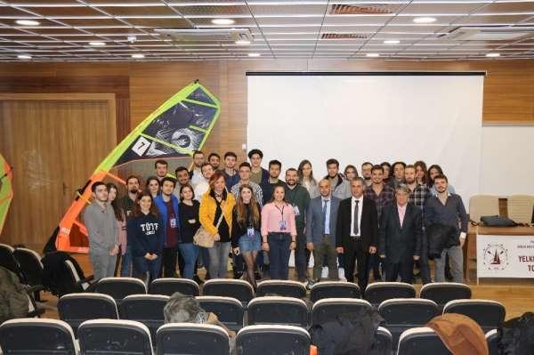 Trakya Üniversitesi'nden yelken sporuna yoğun ilgi