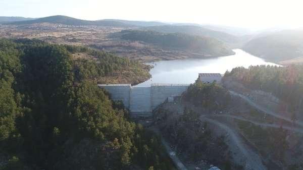 Ekonomiye 20 milyon katkı verecek Taşköprü Hasanlı göleti çalışmaları başladı