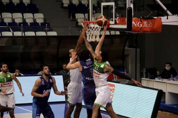 ING Basketbol Süper Ligi: Lokman Hekim Fethiye Belediyespor: 100 - HDI Sigorta A