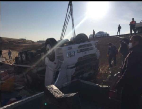 Kırşehirde kaza 1 ölü