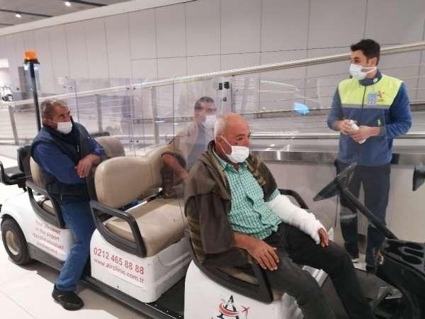 Somalideki terör saldırısında hayatını kaybeden Türk işçilerin cenazesi Türkiye