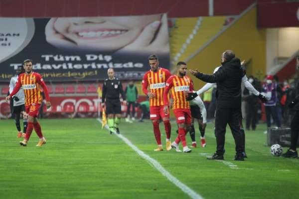 Süper Lig: Kayserispor: 0 - Beşiktaş: 2 (Maç sonucu)