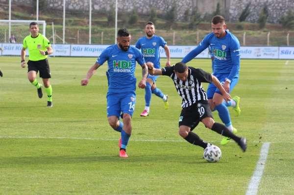 TFF 1. Lig: RH Bandırmaspor: 2 - Altay: 0