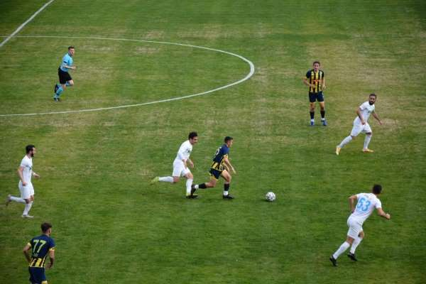 2. Lig: Tarsus İdman Yurdu: 1 - Pazarspor: 0