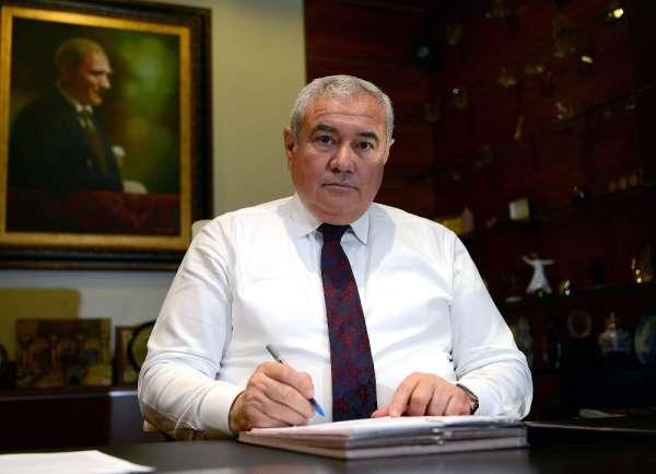 ATSO Başkanı Çetin: 'Enflasyondaki düşüş eğilimi kalıcı olmalı'