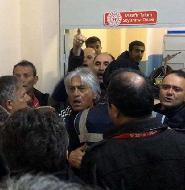 Erzincanspor'da Mustafa Kemal Kılıç, PFDK'ya sevk edildi