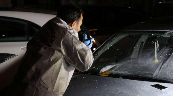Husumetli olduğu şahsa pompalı tüfekle saldırıda bulundu