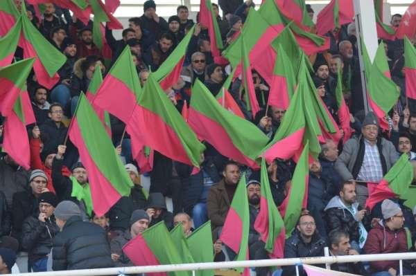 Isparta 32 Spor'a 2 maç seyircisiz oynama cezası