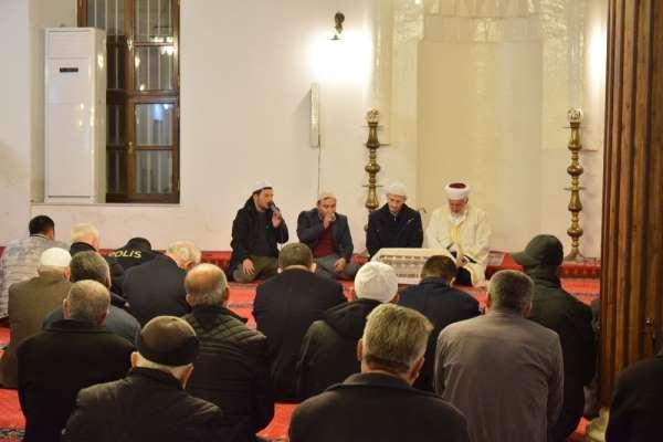 Lapseki'de İdlib şehitleri için mevlid-i şerif okutuldu
