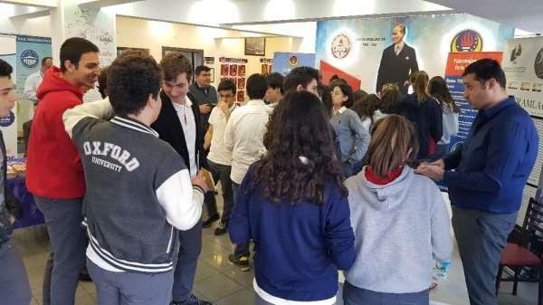TED Karabük Koleji'nde '10. Üniversite Tanıtım Fuarı' gerçekleşti