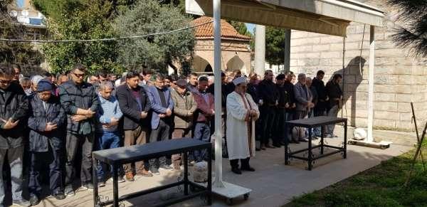 Tire'de şehitler için gıyabi cenaze namazı kılındı