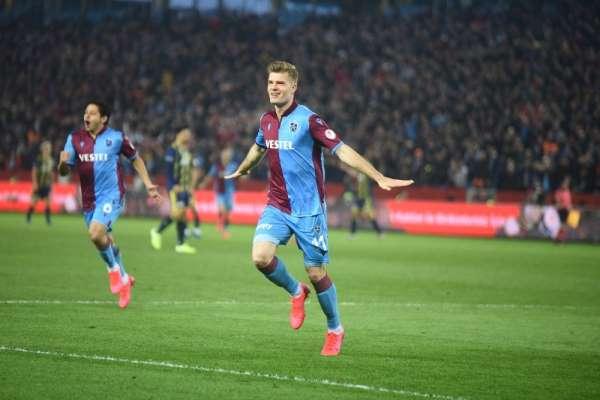 Ziraat Türkiye Kupası: Trabzonspor: 2 - Fenerbahçe: 0 (Maç sonucu)
