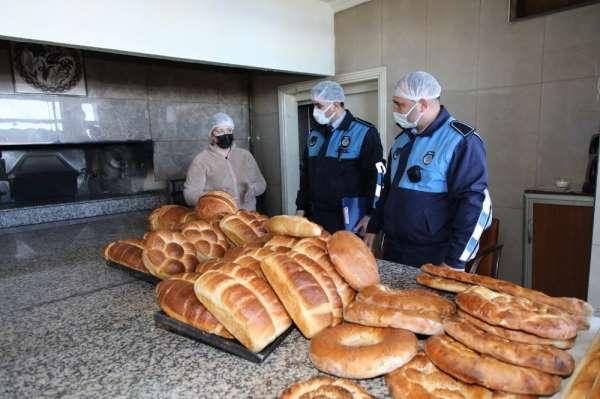 Fatsa'da market ve fırınlar denetlendi