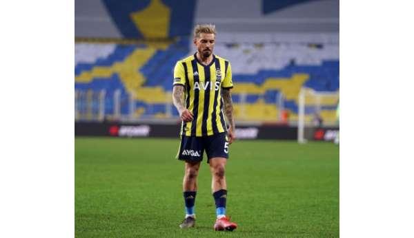 Jose Sosa: 'Fenerbahçe kazanma geleneği olan bir kulüp'