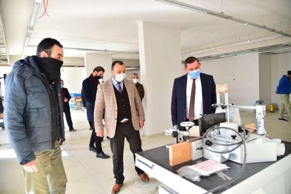 Kastamonu Mesleki Eğitim Kurs Merkezi geri sayıma geçti