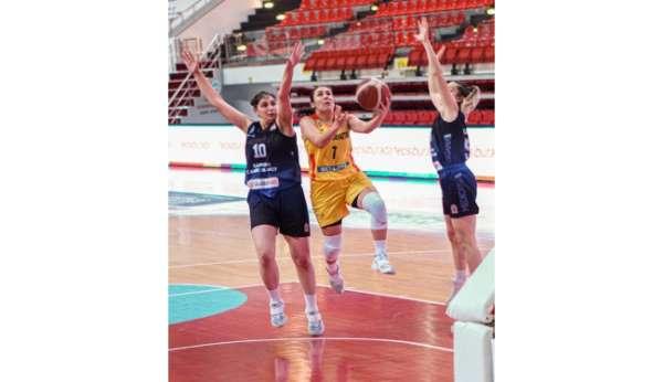 Türkiye Kadınlar Basketbol Süper Lig 23.Hafta