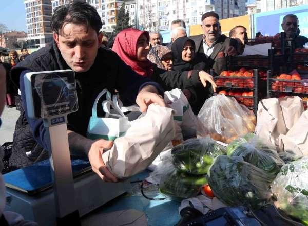 Tüketici fiyatlarının en fazla arttığı bölge (TRA1) Erzurum, Erzincan, Bayburt o