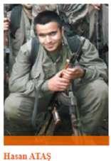 1 milyon TL ödüllü teröristten kalaşnikof ve el bombaları ele geçirildi