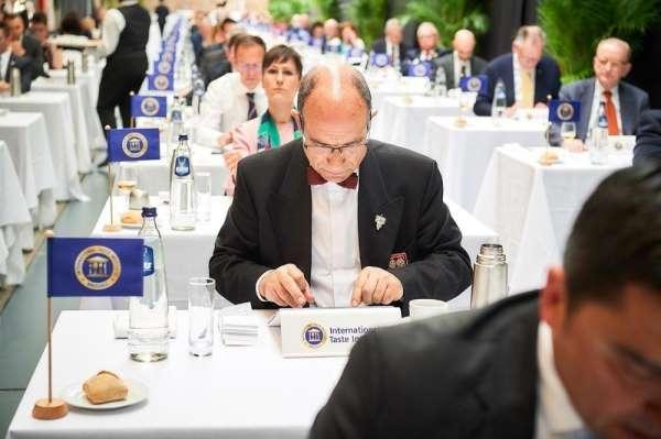 Afyonkarahisar'ın maden suyuna Brüksel'de 'Üstün Lezzet Ödülü' verildi