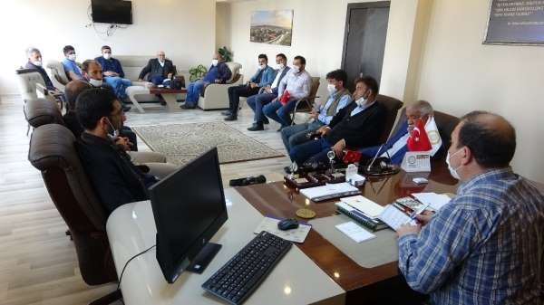 Ardahan'da STK temsilcilerinden 'meraların korunması' kararına destek