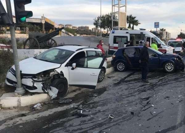 Aydın'da Mayıs ayında 303 trafik kazası meydana geldi