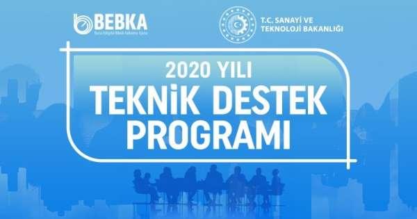 BEBKA'nın 2020 yılı teknik destek programı Mart-Nisan dönemi değerlendirme sonuç