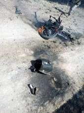 MSB:'Resulayn'da masum sivillerin olduğu bölgeye bomba yüklü motosikletiyle sızm