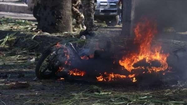 Resulayn'da PKK/YPG'li bir teröristi ölü ele geçirildi