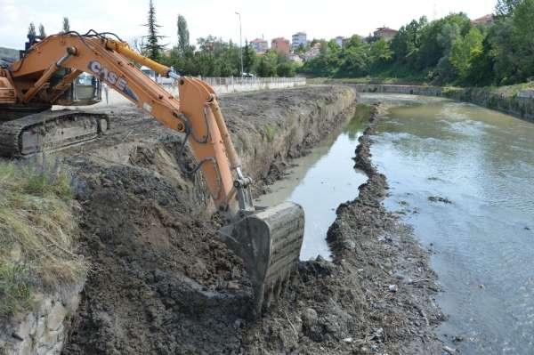 Tersakan Irmağı temizlendi