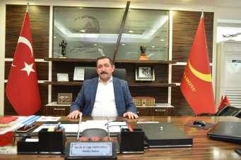 Başkan Vidinlioğlu, 'Futbol masa başında kazanılan bir oyun değildir'