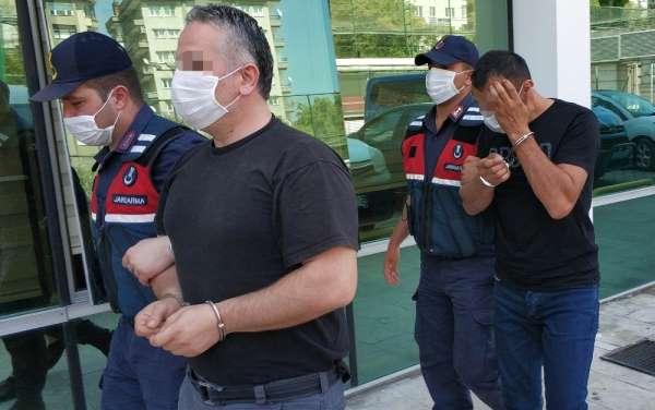 Kaçak alkol üretiminden 2 kişi adliyeye sevk edildi