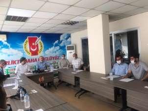 Kayseri Kalespor Yönetim Kurulu Başkanı Avukat Mehmet Murat Çiftçi: