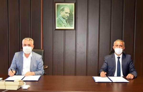OMÜ ile Samsun Tarım ve Orman Müdürlüğü iş birliği protokolü imzalandı