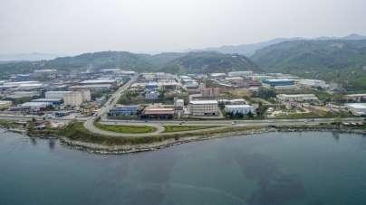 Trabzon Arsin OSB'de enerji nakil hattı için ihale açıldı