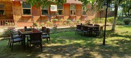 Trakya Üniversitesi Meriç Kenarı Sosyal Tesisleri hizmete açıldı