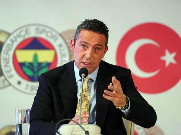 Ali Koç: 'Futbolda bir dizi açıklamalarımız olacak'
