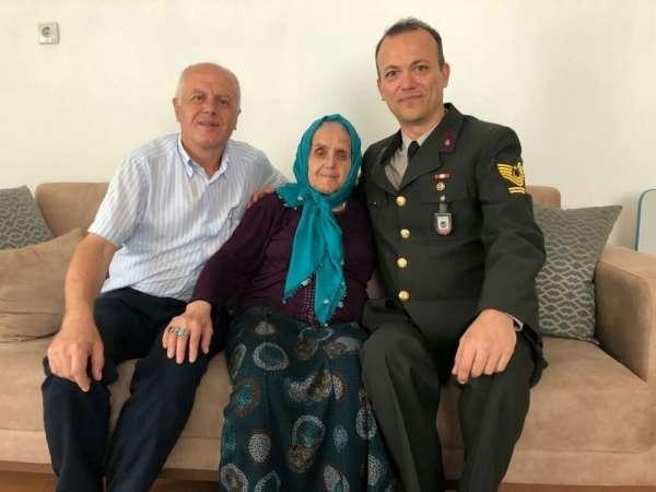 Garnizon Komutanı Üstün'den şehit ailelerine mektup
