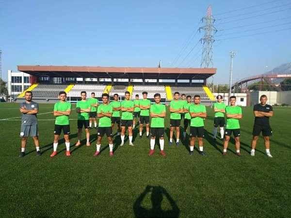 Manisa FK altyapısında çalışmalar başladı