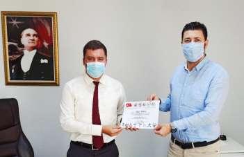 DUMESF Adana temsilciliğinden ziyaret
