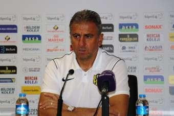 Hamza Hamzaoğlu: 'Oyuncularımızın sahadaki performansı oldukça iyiydi'