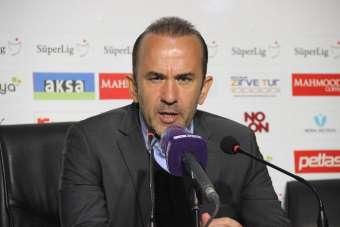 Mehmet Özdilek: 'Kazanabilmeyi maçın başından sonuna kadar çok istedik'