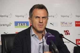 Stjepan Tomas: 'Rakımdan dolayı Erzurum'da 1 puan almak iyi durum'