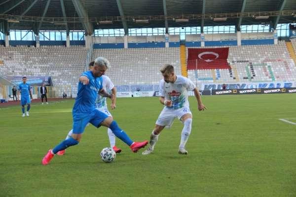 Süper Lig: BB Erzurumspor: 0 - Çaykur Rizespor: 0 (Maç devam ediyor)