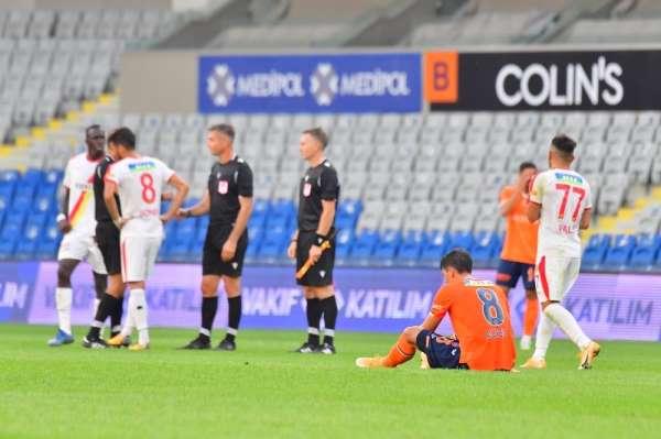 Süper Lig: Medipol Başakşehir: 0 - Göztepe: 0 (Maç sonucu)