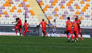 Süper Lig: Yeni Malatyaspor: 1 - Antalyaspor: 0 (Maç devam ediyor)