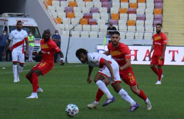 Süper Lig: Yeni Malatyaspor: 1 - Antalyaspor: 0 (Maç sonucu)